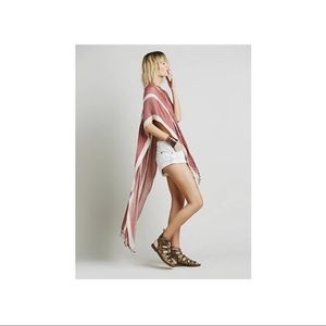 FP Swimsuit Cover Up Poncho